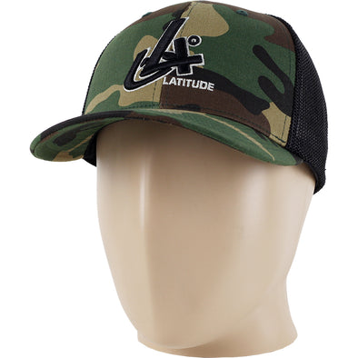 Latitude 64° Cap Flexfit Degrees
