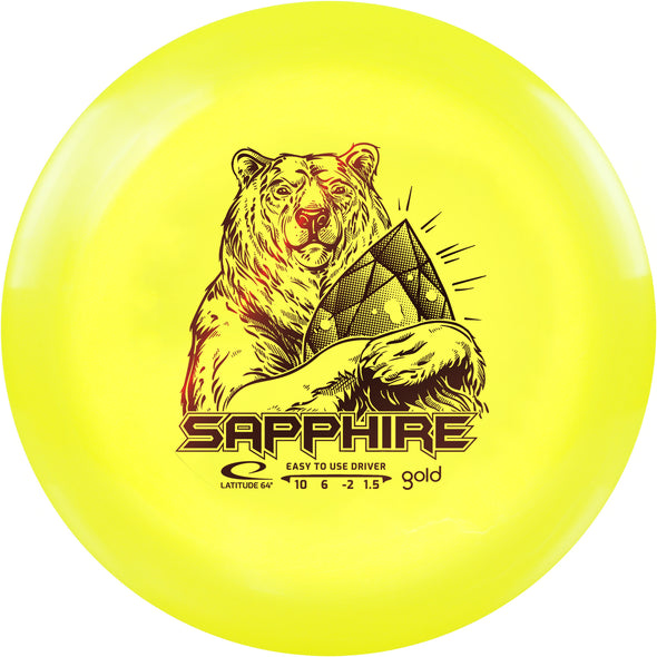 Premium golf disc for beginners