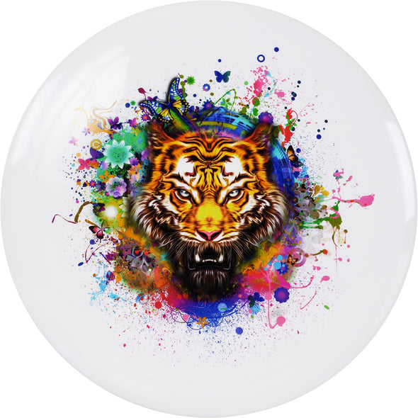 Gold Diamond - Colorful Tiger