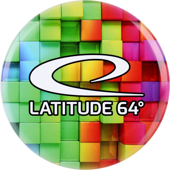 Gold Line Decodye Mini - Latitude 64° Logo