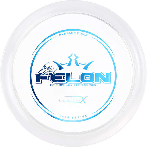 Lucid-X Felon - Eric Oakley Team Series (2019)