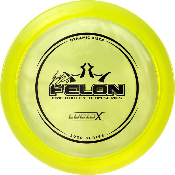 Lucid-X Felon - Eric Oakley Team Series