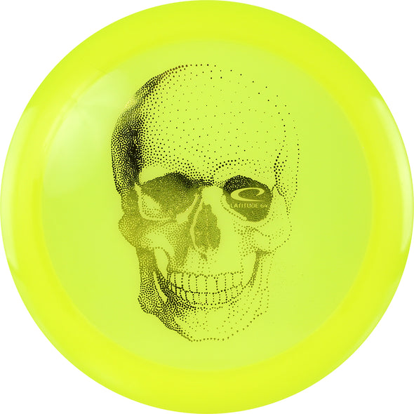 Opto Recoil - Happy Skull