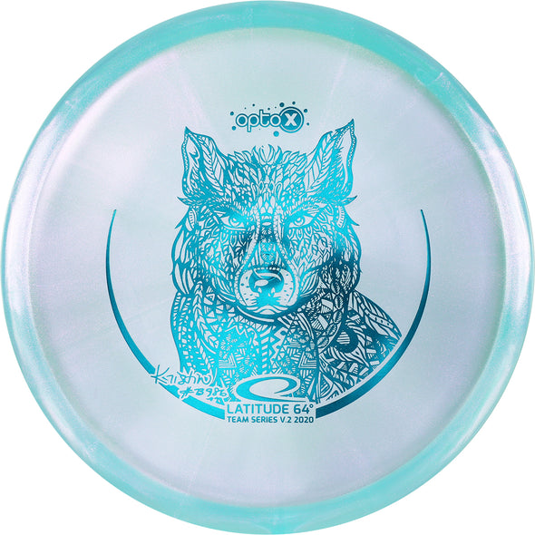 Opto-X Glimmer Pure - Kristin Tattar Team Series V.2