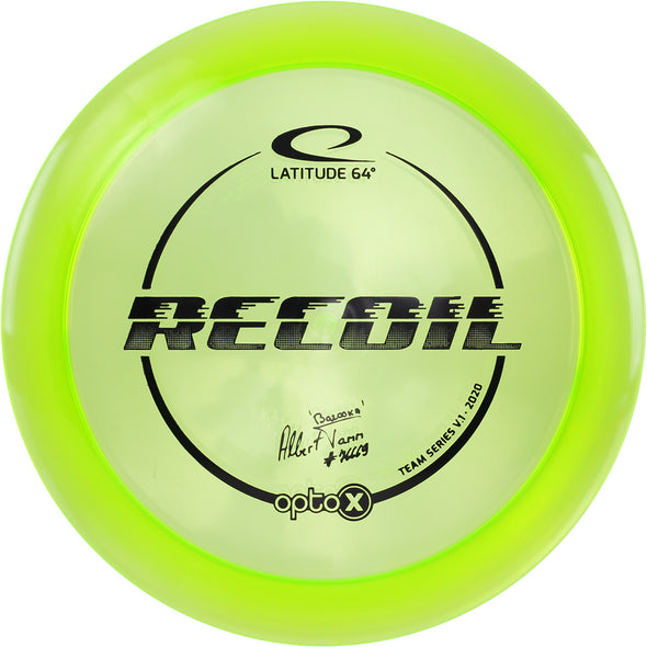 Opto-X Recoil - Albert Tamm Team Series V.1