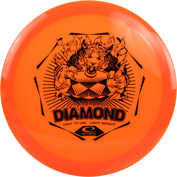 Opto Diamond - Tiger