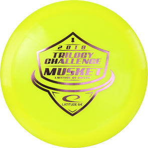 Opto Musket - Trilogy Challenge 2018