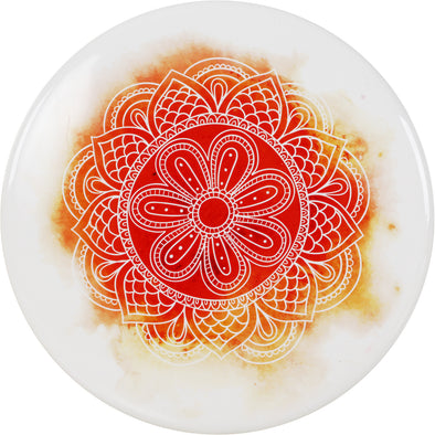 Tournament Maiden - Orange Mandala