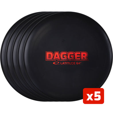 Zero Hard Dagger Bar Stamp 5 Pack