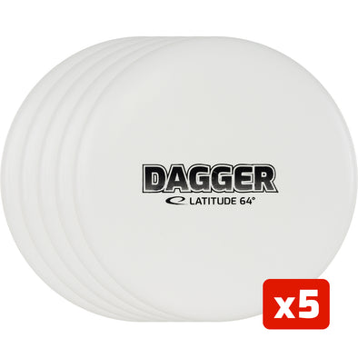Zero Medium Dagger Bar Stamp 5 Pack