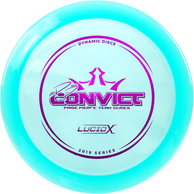 Lucid-X Convict - Paige Pierce Team Series