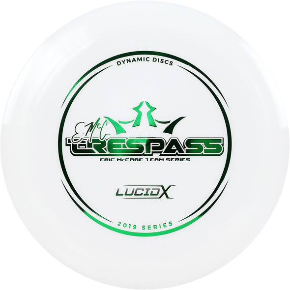 Lucid-X Trespass - Eric McCabe Team Series