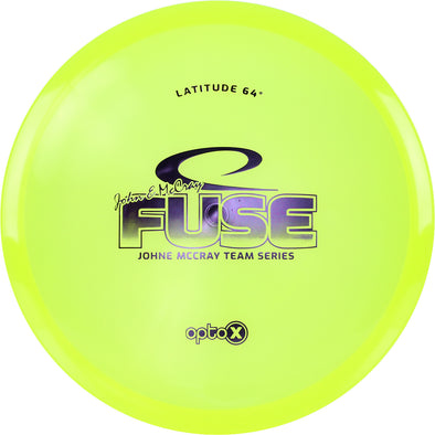 Opto-X Fuse - JohnE McCray Team Series