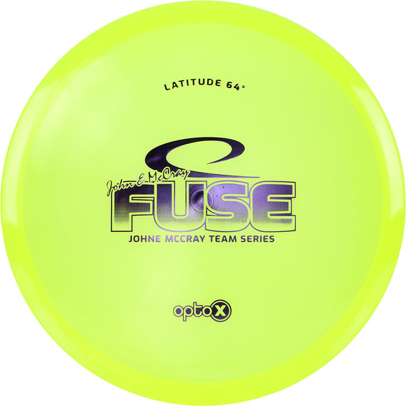Opto-X Fuse - JohnE McCray Team Series (2019)