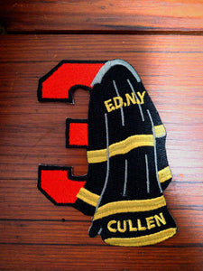 "Tommy Cullen Foundation 4"" Patch"