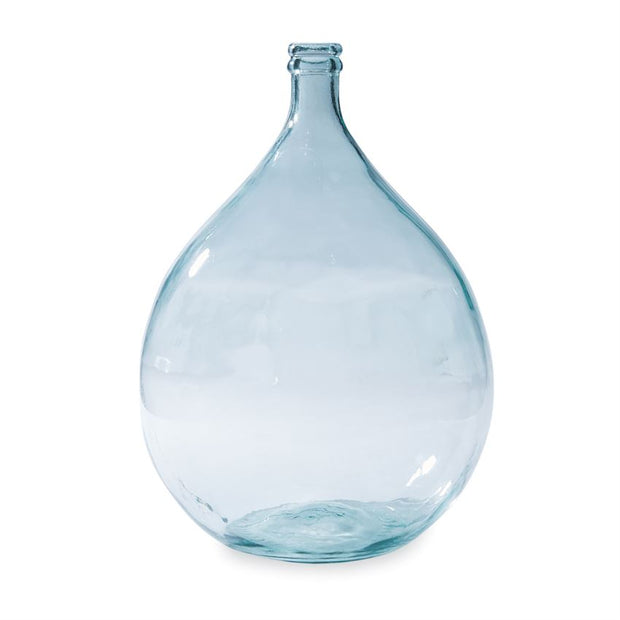 Oversized Glass Carafe Vase