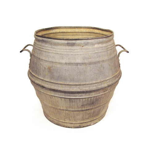 Vintage European Beer Barrel