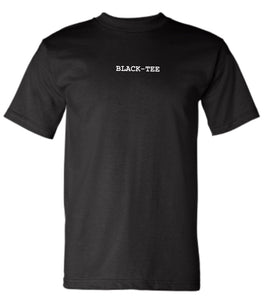 Black-Tee By Originally Distinct