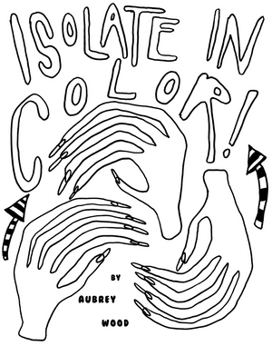 Isolate in Color Coloring Book (downloadable version)