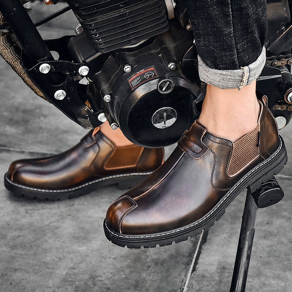 British Style Mens Chelsea Boots