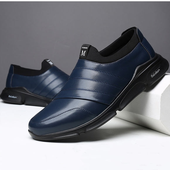 Designer Leather Casual Shoes