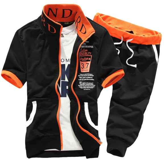 Fashion Mens Tracksuit