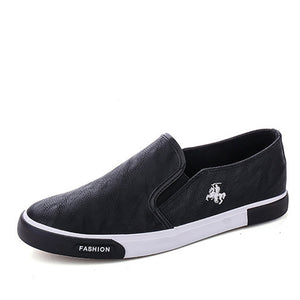Fashion Mens Casual Leather Shoes