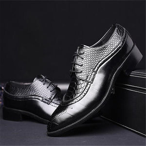 Pointed Toe Mens Dress Shoes