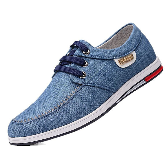 Fashion Canvas Mens Casual Shoes