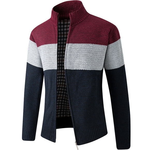 Rib-Knit Cotton Cardigans