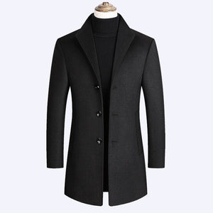 High Quality Wool Blends Coats