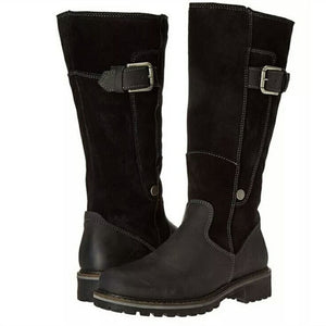 Womens High Top Knight Boots