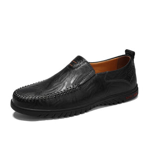 Genuine Leather Designer Mens Loafers