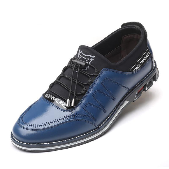 Genuine Leather Casual Driving Shoes