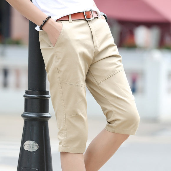 Summer Casual Cotton Shorts