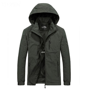 Waterproof Military Windbreaker Jackets