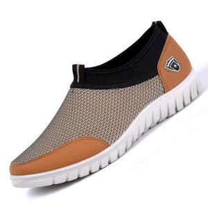 Summer Breathable Mesh Casual Shoes