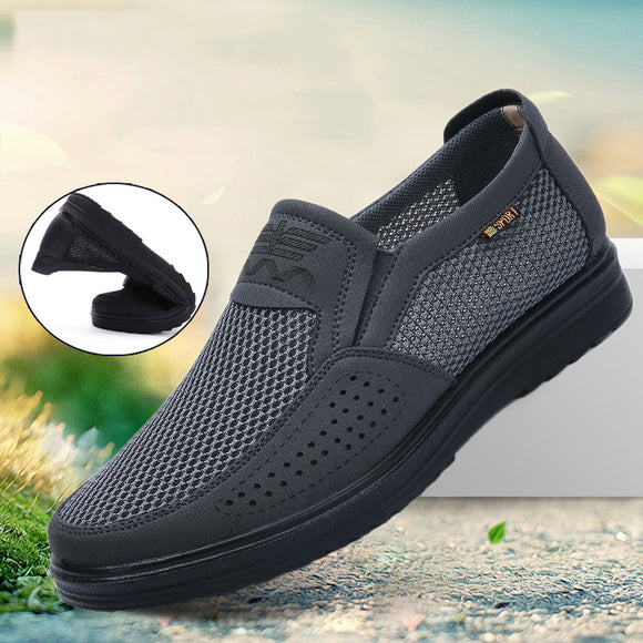 Summer Style Mesh Mens Casual Shoes
