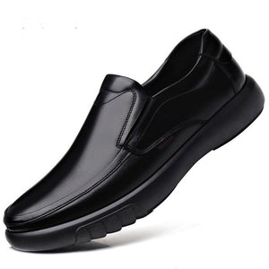 Genuine Leather Soft Driving Shoes
