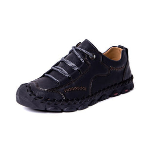 Handmade Genuine Leather Soft Casual Shoes