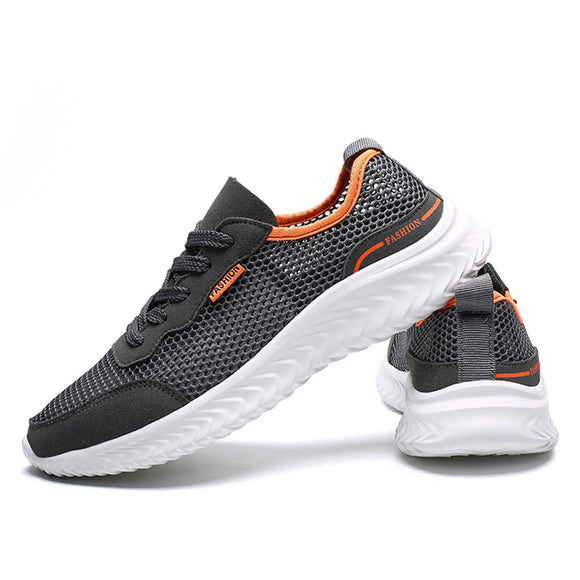Summer Breathable Mesh Casual Sneakers