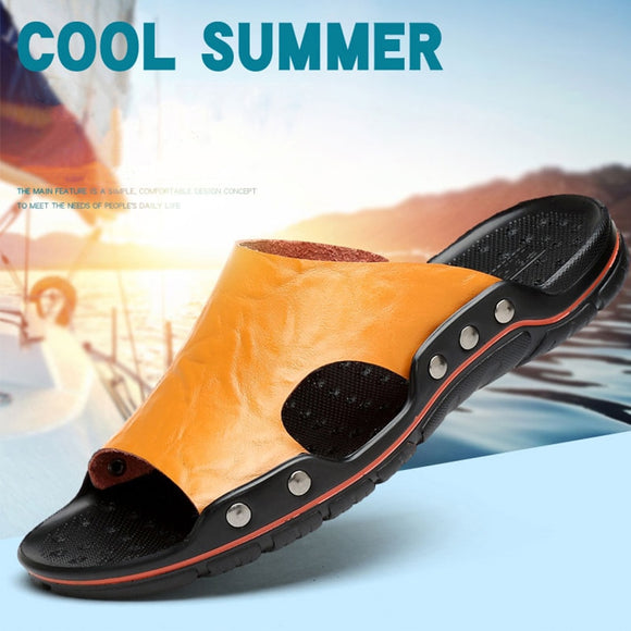 Summer Mens Slippers