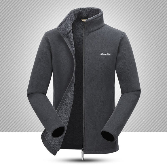 Outdoor Waterproof Fleece Jacket