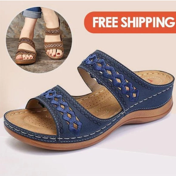 Womens Fashion Wedges Sandals