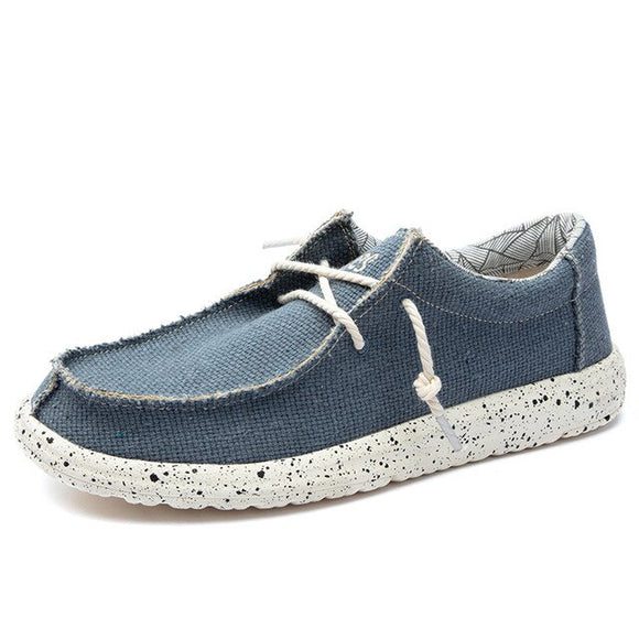 Light Canvas Casual Shoes