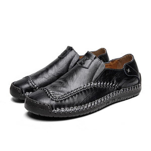 Handmade Genuine Leather Loafers