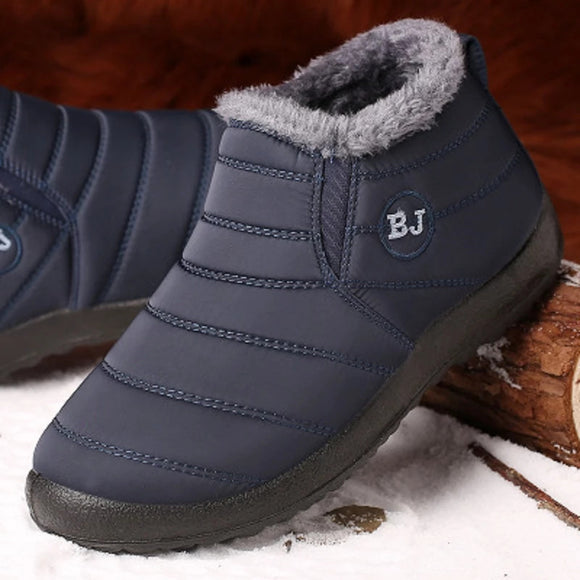 Waterproof Winter Warm Snow Boots