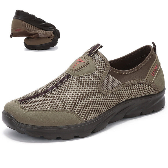 Mesh Soft Mens Casual Shoes