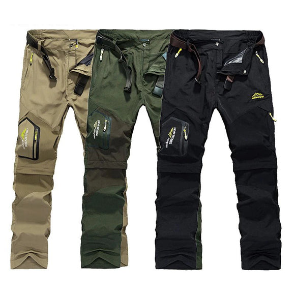 Quick Dry Outdoor Hiking Pants