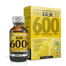 Load image into Gallery viewer, KING KALM™ CBD - Dog & Cat Formula